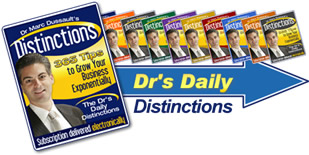 Dr's Daily Distinctions