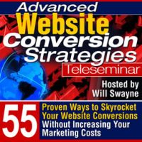 Advanced Website Conversion Strategies Audio Program